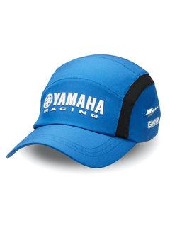 Yamaha Paddock Blue Cap Schirmmütze Yorkshire für Erwachsene