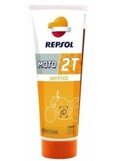 Repsol Moto 2T Sintetico Motorrad Motoröl 125 ml