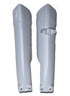 Apollo RXF Plastik Gabelschützer weiss