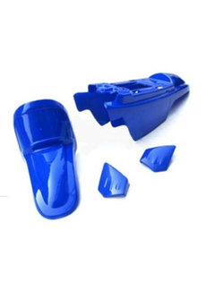 ART Plastic Kit OEM Color Blue Yamaha PW50