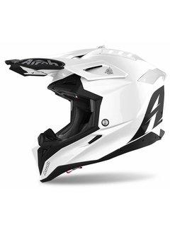 Airoh Motocross Helm Aviator 3 weiß