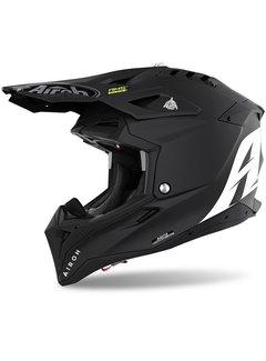 Airoh Motocross Helm Aviator 3 schwarz