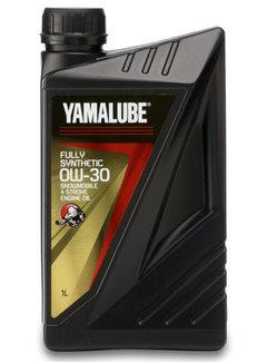 Yamalube Vollsynthetisches Motoröl für Motorschlitten FS 0W-30