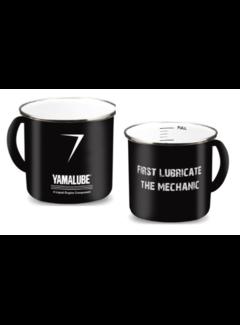 Yamalube Kaffee Tasse Mug schwarz
