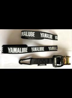 Yamalube Karabiner - Spanngurte Set schwarz