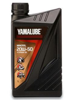 Yamalube Mineralisches Motoröl 4-M 20W-50