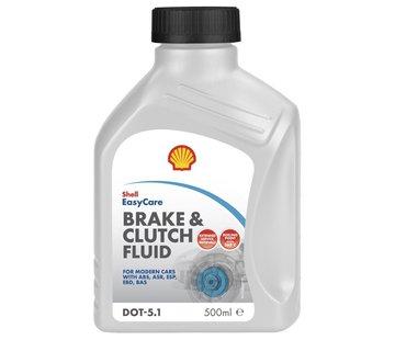 Shell Bremsflüssigkeit - Kupplungsflüssigkeit EasyCare DOT 5.1 500ml