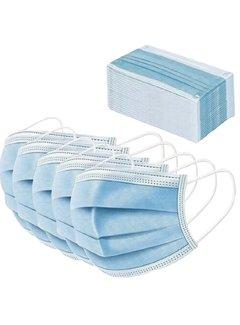 Solido Hygienemaske | Einwegschutzmaske (50 Stück) | Corona