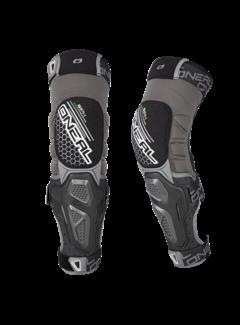 Oneal Sinner Hybrid Knie Schützer schwarz grau