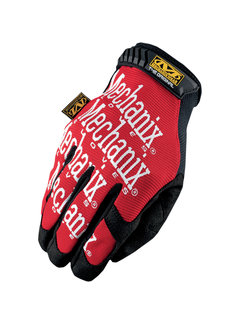 Mechanix The Original® Utility Handschuhe rot