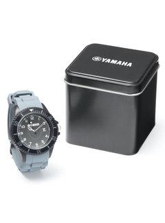Yamaha Racing Armbanduhr grau