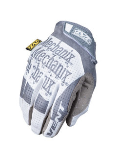Mechanix Specialty Vented Handschuhe grau weiß