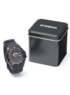 Yamaha Racing Armbanduhr schwarz