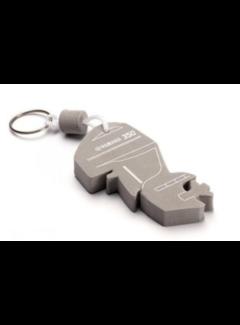 Yamaha 350 Außenboarder Schlüsselanhänger