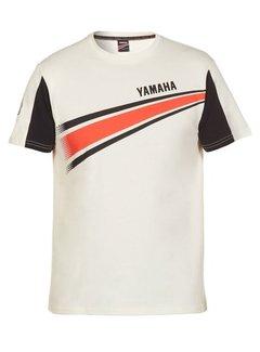Yamaha REVS Byson Herren T-Shirt broken white