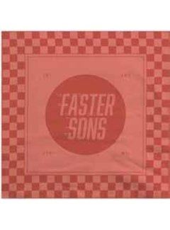 Yamaha Faster Sons Baumwolle Bandana Halstuch rot orange