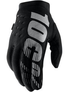 100 % Winterhandschuhe Handschuhe Brisker schwarz