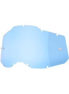100 % Blau Ersatzglas Lens für Accuri 2 / Strata 2 / Racecraft 2