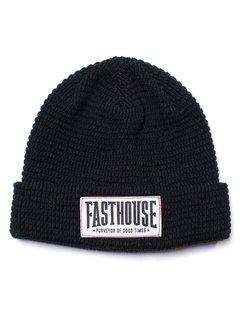 Fasthouse Mütze Haube Brawler Beanie Black White
