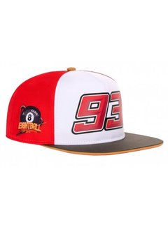 GPRacing Cap Marc Marquez - World Champion 2019