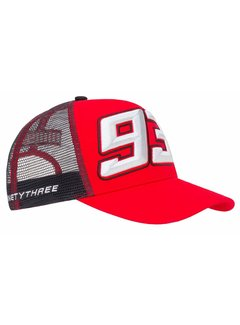 GPRacing Trucker Cap Marc Marquez #93