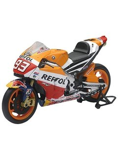 New Ray Marc Marquez Model Repsol Red Bull Honda RC213V  Maßstab 1:12