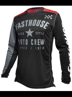 Fasthouse Jersey Speed Style Raven & Phantom