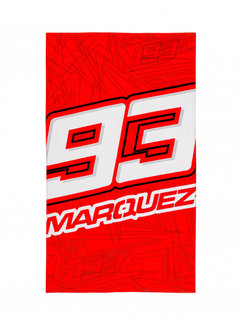 GPRacing Badetuch Beach Towel Marc Marquez 93