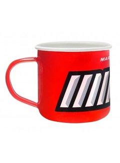 GPRacing Tasse Aluminum rot mug Marc Marquez 93
