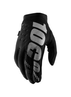 100 % Kinder Winterhandschuhe Handschuhe Brisker schwarz