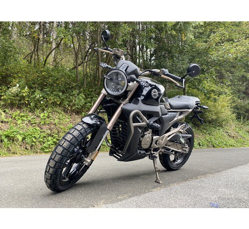 Zontes 125 G1 Motorrad