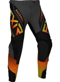 FXR Helium MX Gear Motocross Hose schwarz orange