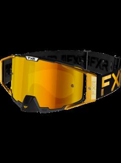 FXR Pilot LE MX Gear Motocross Brille gold