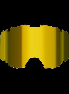 FXR Ersatzglas Lens 21 Pilot Clearidum bronze hidef W/ Gold Finish