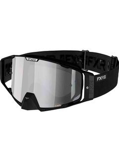 FXR Pilot MX Gear Motocross Brille schwarz
