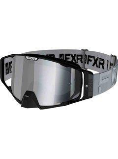 FXR Pilot MX Gear Motocross Brille steel