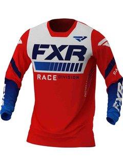 FXR Revo MX Gear Motocross Jersey rot