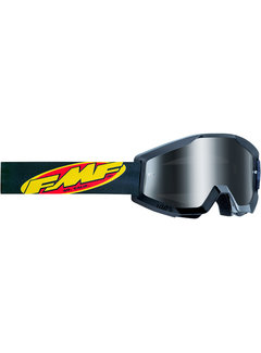 100 % FMF PowerCore MX Brille Youth Kinder Core schwarz