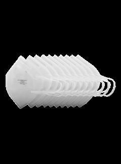 FTC 10 Stück Masken Atemschutzmaske FFP2