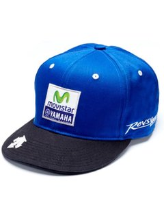 Yamaha MotoGP Racing Team Movistar Cap VR46 Rossi Kappe Maverik Vinale