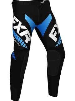 FXR Revo MX Gear Motocross Hosen schwarz blau