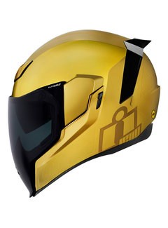 Icon Airflite ™ Helm Jewel Gold mit MIPS