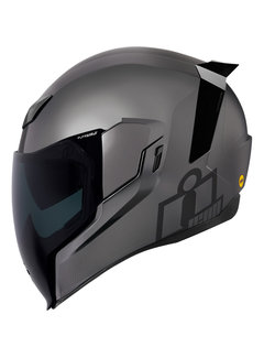 Icon Airflite ™ Helm Jewel Silber mit MIPS