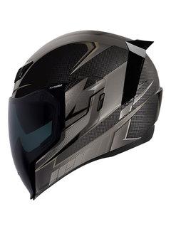 Icon Airflite ™ Helm Ultrabolt schwarz