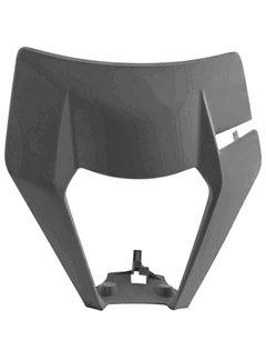 Polisport Lichtmaske Plastik für KTM EXC EXC-F 20-21 schwarz