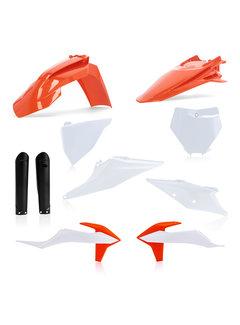 Acerbis KTM Plastik Full Kit SX SX-F XC XC-F 125 150 250 300 350 450 /  2019-2021