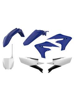 Polisport Komplette Plastik-Karosserie-Kits für Yamaha YZ250F ab Bj. 2019- / YZ450F ab Bj. 2018-