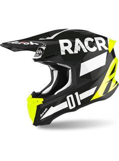Airoh Twist Helm Racr gloss
