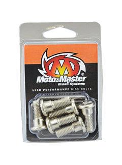 Motomaster Bremsscheibenschrauben M8X22 10  M8x1,25