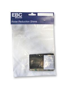 EBC Bremsbelagplättchen
